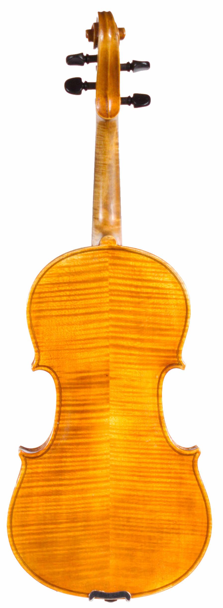 F. Saga violin