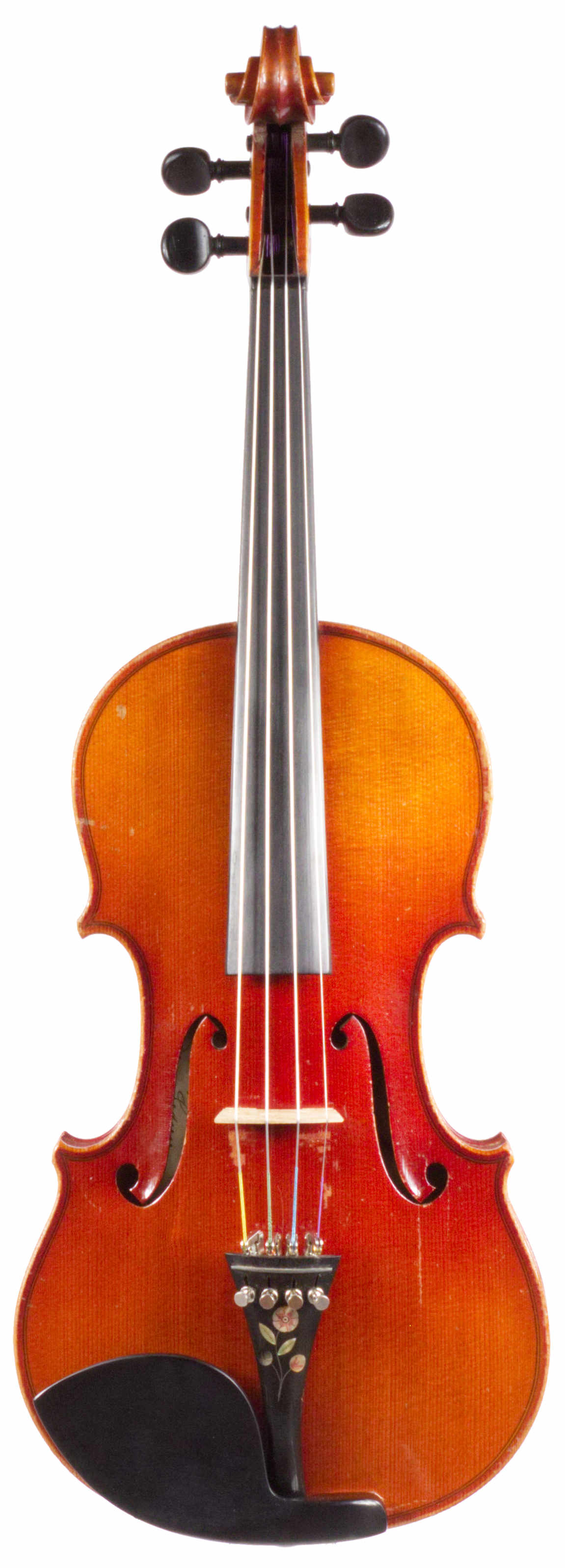 Roth and Lederer violin