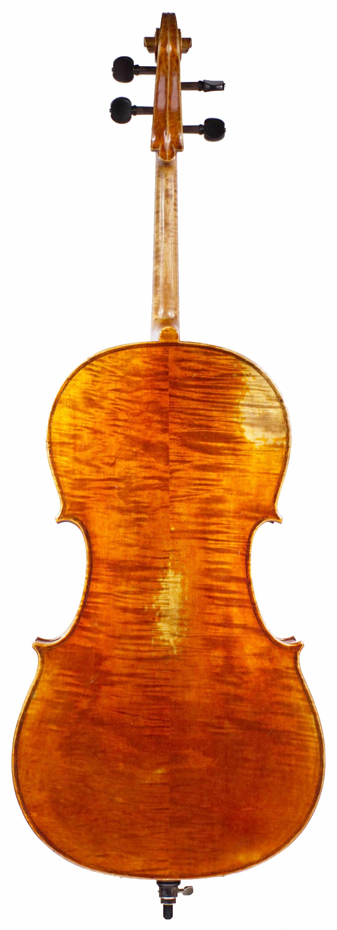 Jay Haide Stradivari cello