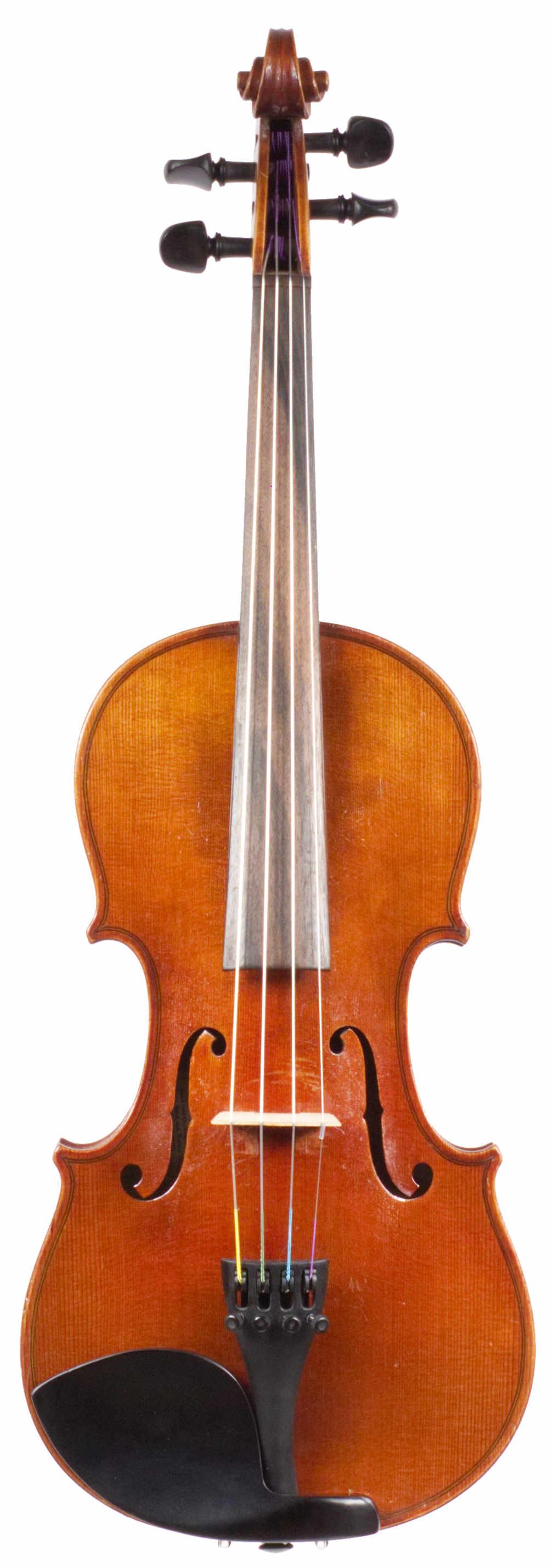 J.W. Pepper violin