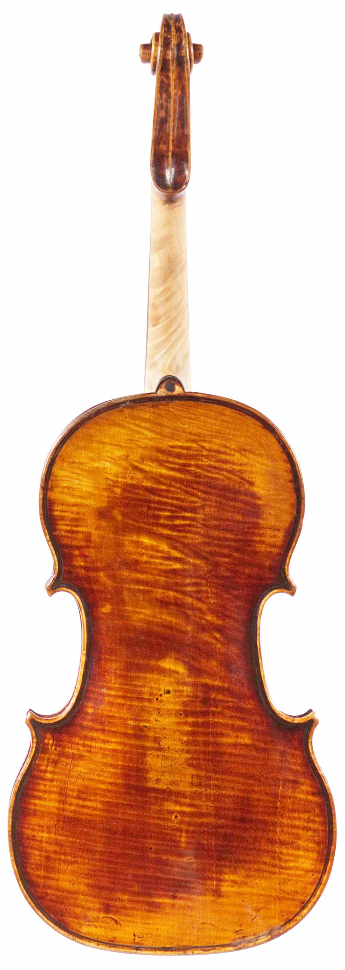 D. Nicolas violin