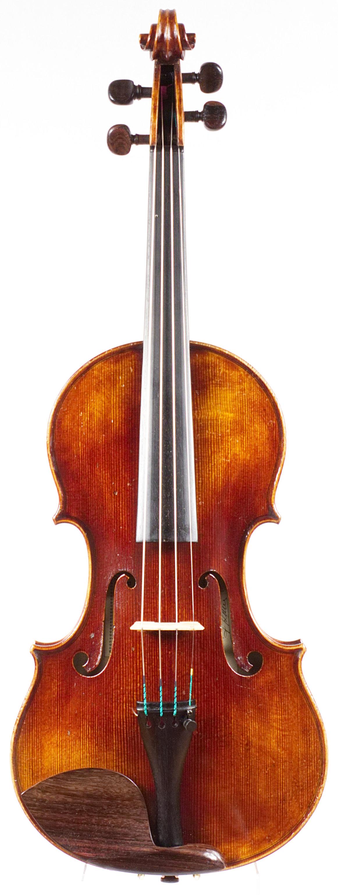 Paul Kaul violin