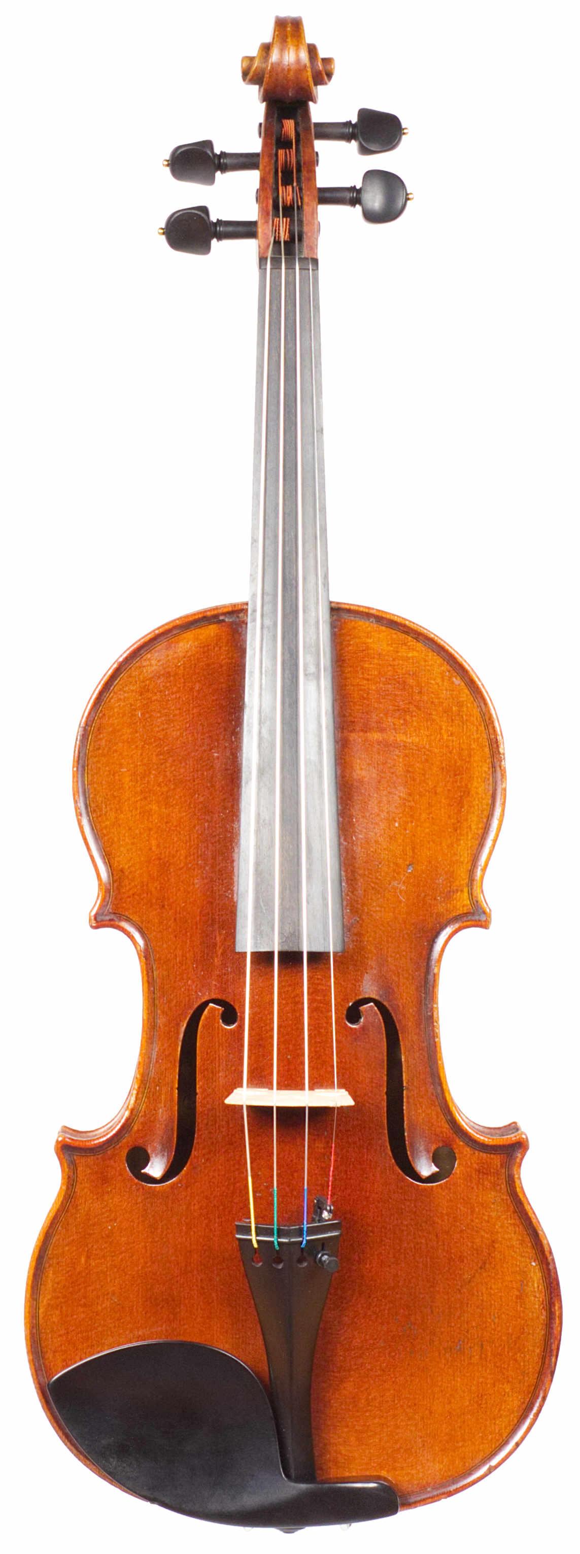 Didier Nicolas violin