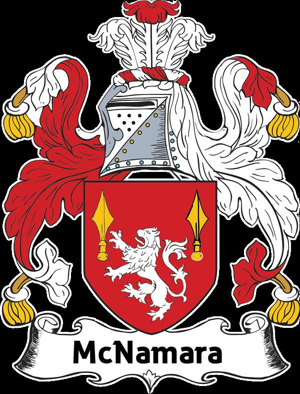 McNamara Crest