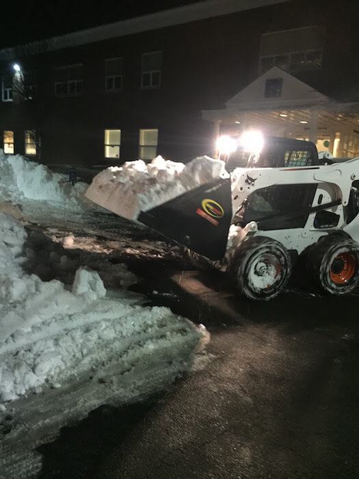 Summit snow removal comemrcial