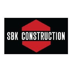 SBK Construction logo