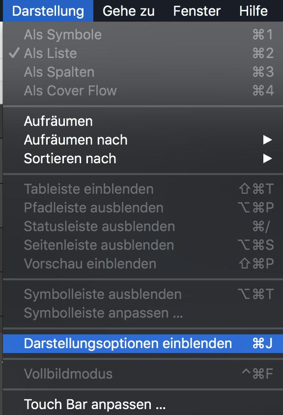 Was verbraucht so viel Platz auf meinem Mac?