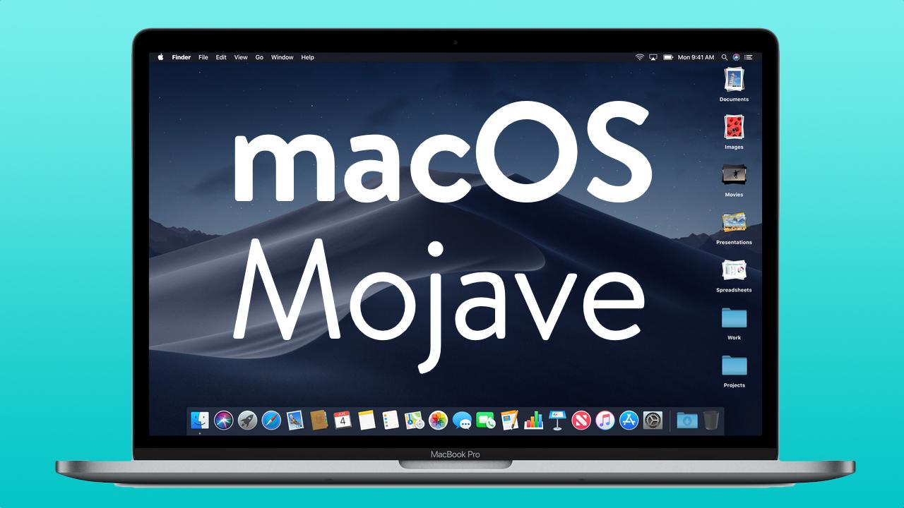 macOS Mojave 10.14 Check-up!