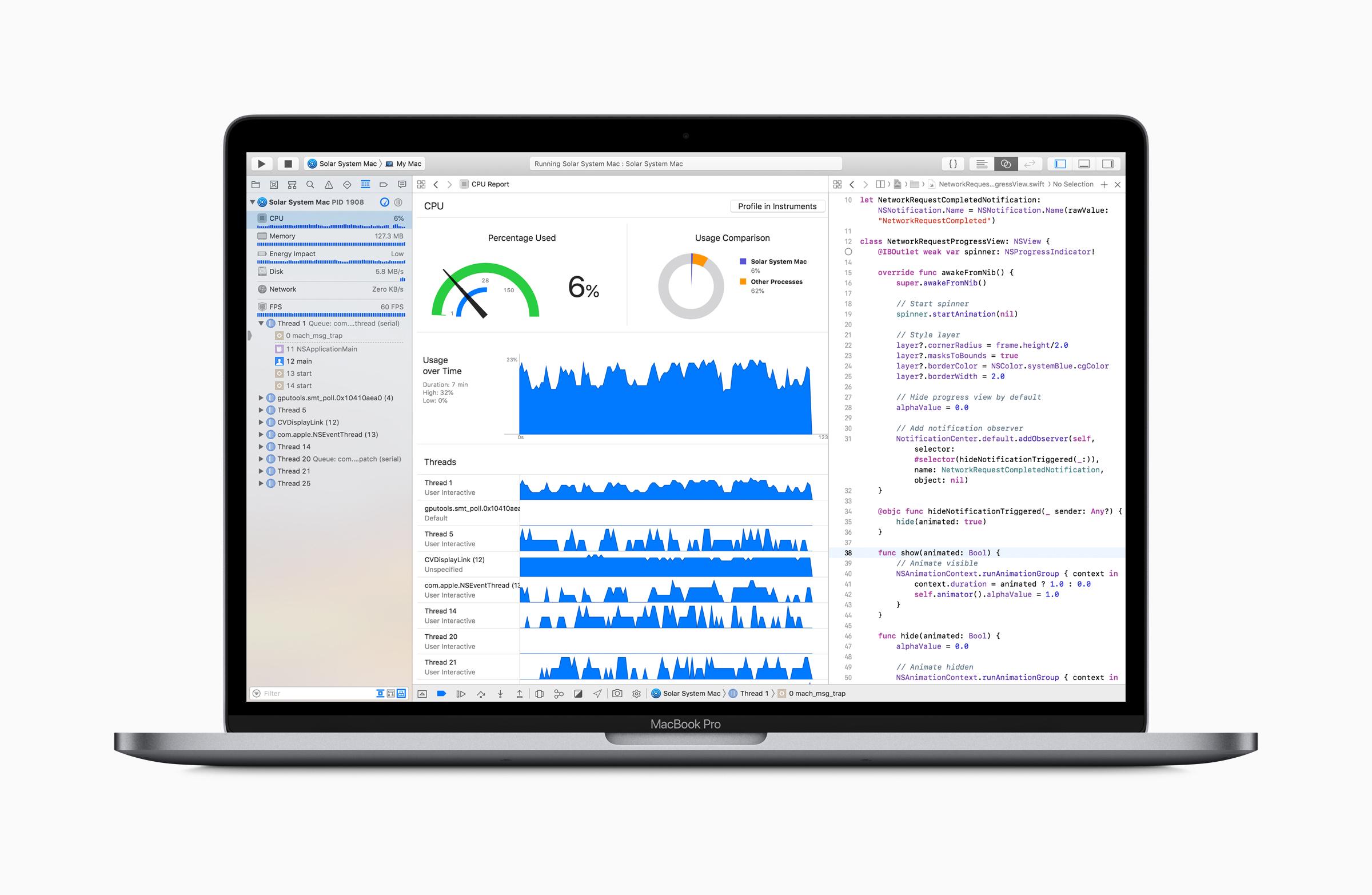 Apple hat die neuen MacBook Pro's veröffentlicht
