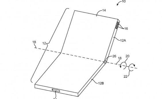 Gibt es bald ein faltbares/klappbares iPhone?