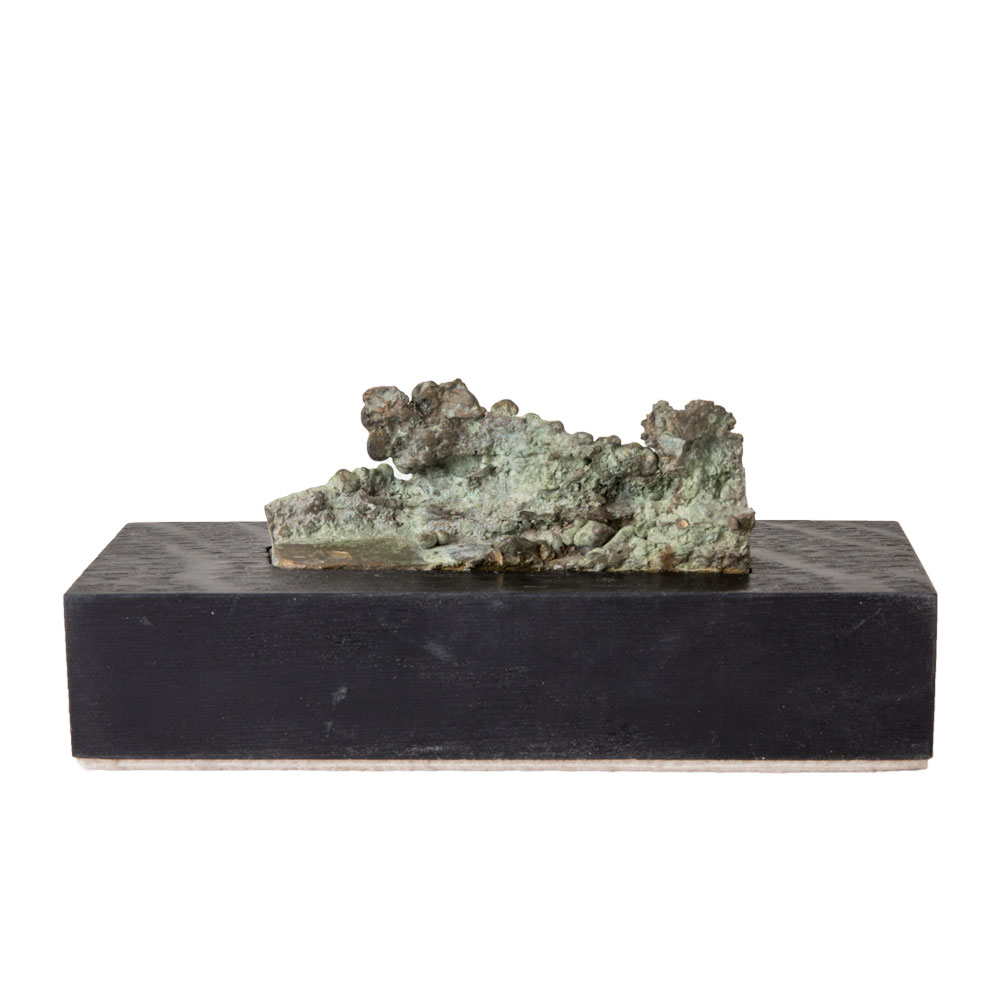 rocks, brons, beeld door Veri Wisman