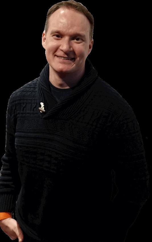 Jeremy Leroux Owner Website Designer