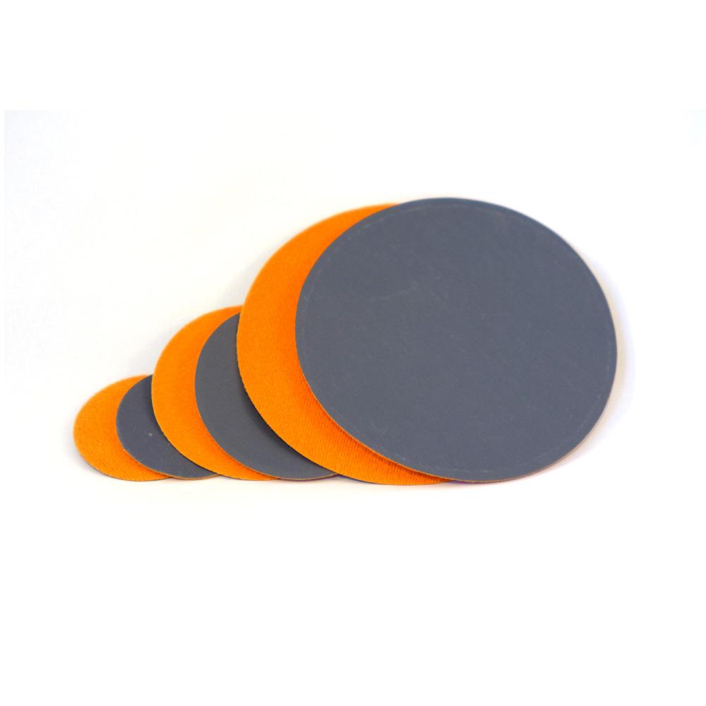 Glass Abrasive Disc 75mm Ultra Fine