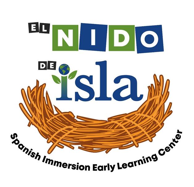 El Nido de ISLA Logo with a bird's nest design