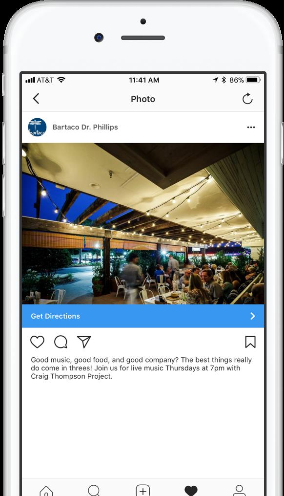 restaurant feedback app