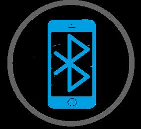 Mit der intuitiven Bluetooth App hast du volle Kontrolle über deine Pixel LEDs