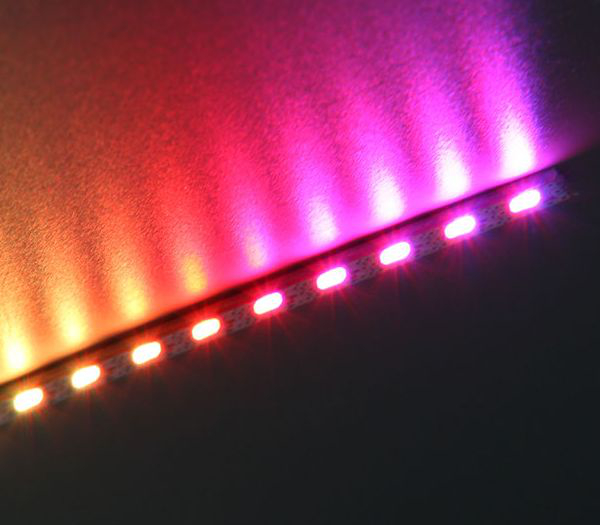 rgb led mit seitenabstrahlung