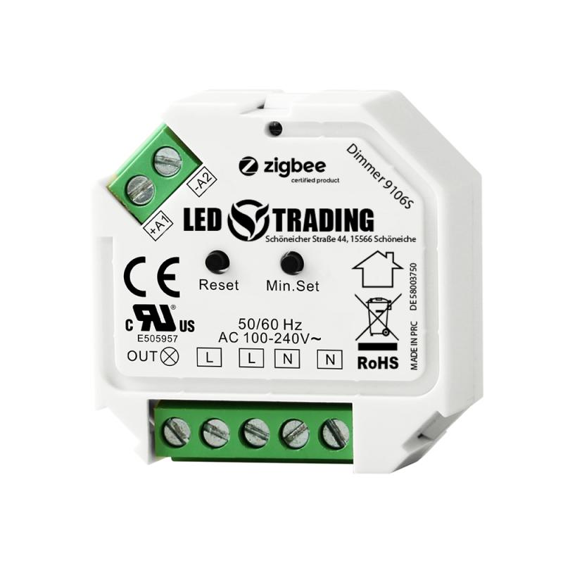 Dimmaktor für Schalter mit Nullleiter
