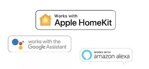 die verschiedenen homekit symbole