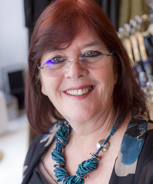 photo portrait of Kathy, one of the Bakou team