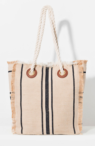 Fabulous summer bag from Pia Rossini at Bakou in West Wimbledon