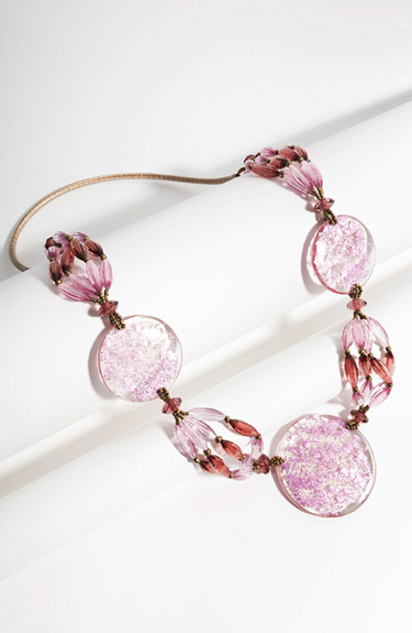 Beautiful Summer Necklace from Pia Rossini at Bakou in West Wimbledon