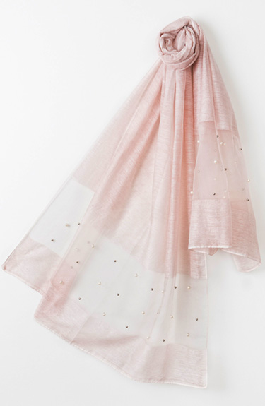Soft Summer Scarf from Pia Rossini at Bakou in West Wimbledon