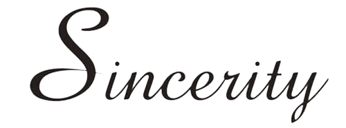 sincerity bridal logo