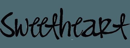sweetheart bridal logo