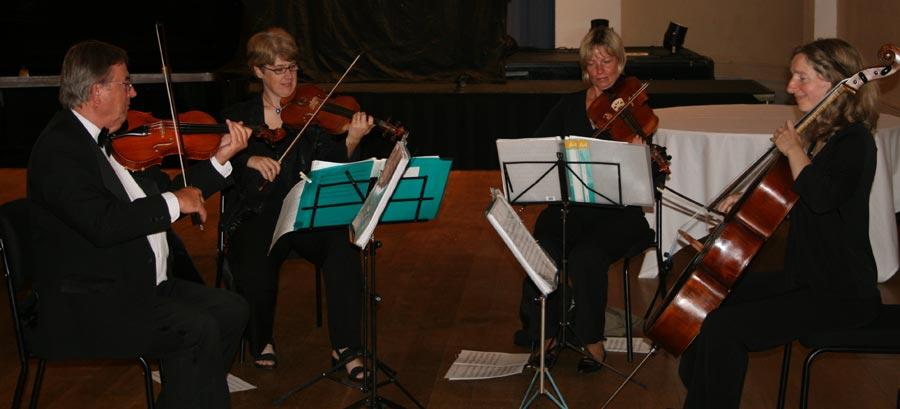 Wedding String Quartet - Cantabile Strings