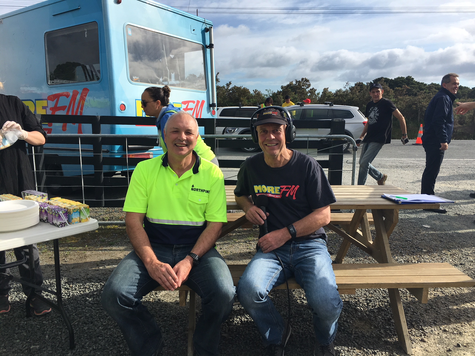 Fundraiser breakfast for the Northland Rescue Helicopter