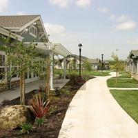 Pool House & Courtyard