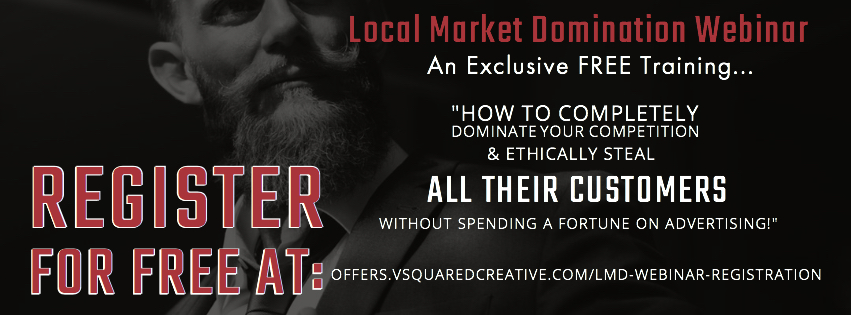 Local Market Domination Webinar