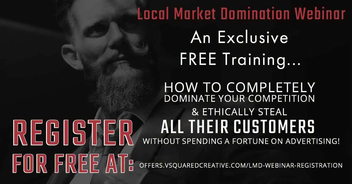 FREE Webinar: Local Market Domintion