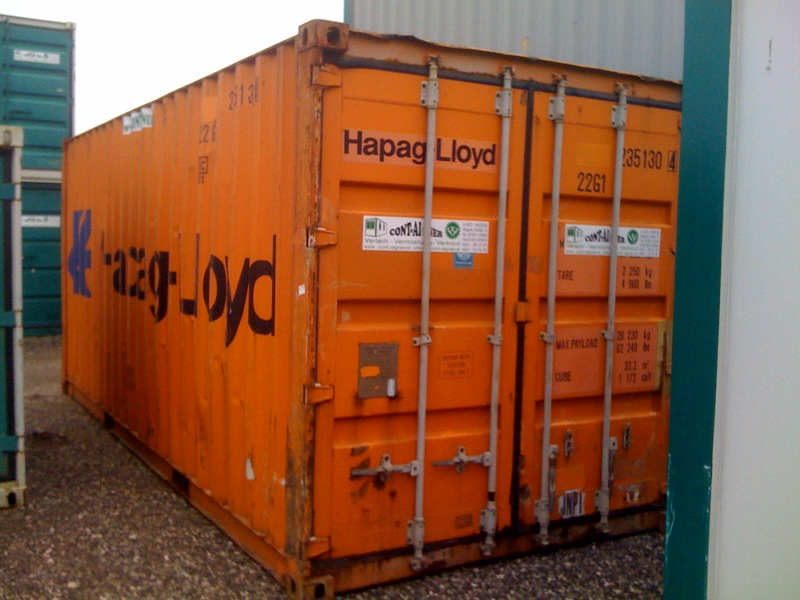 Container Cont Aigner Container Aller Art Steyr