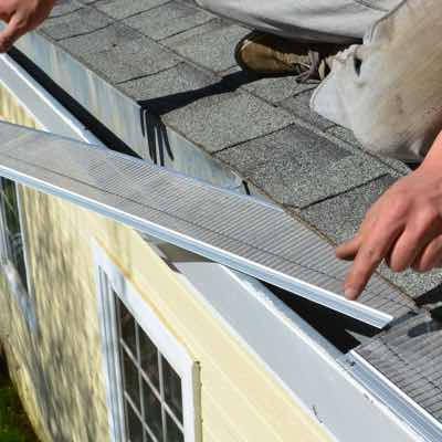 Gutter Cover Installation in Columbus, OH
