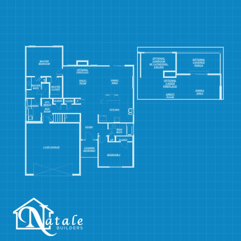 5399 Briannas Nook Floor Plan
