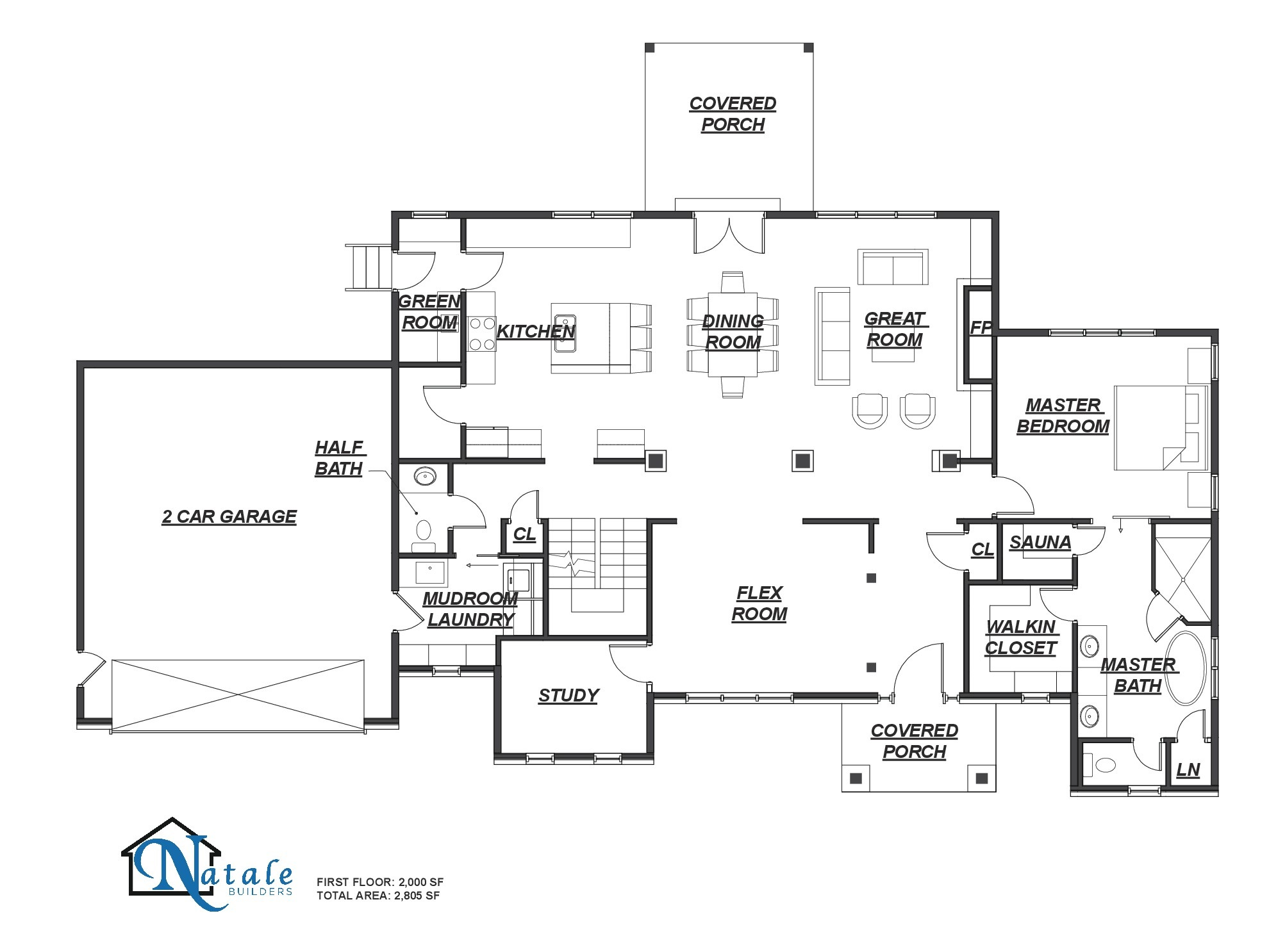 [FP]The Cymmer Floor Plan
