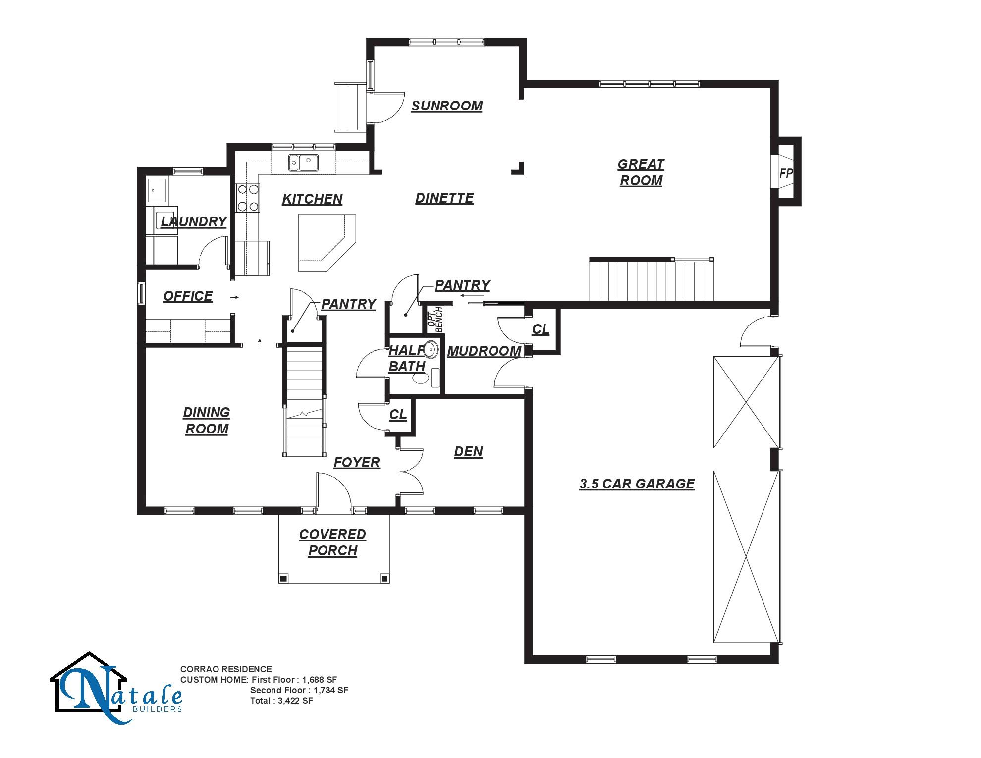 [FP]The Lucia Floor Plan