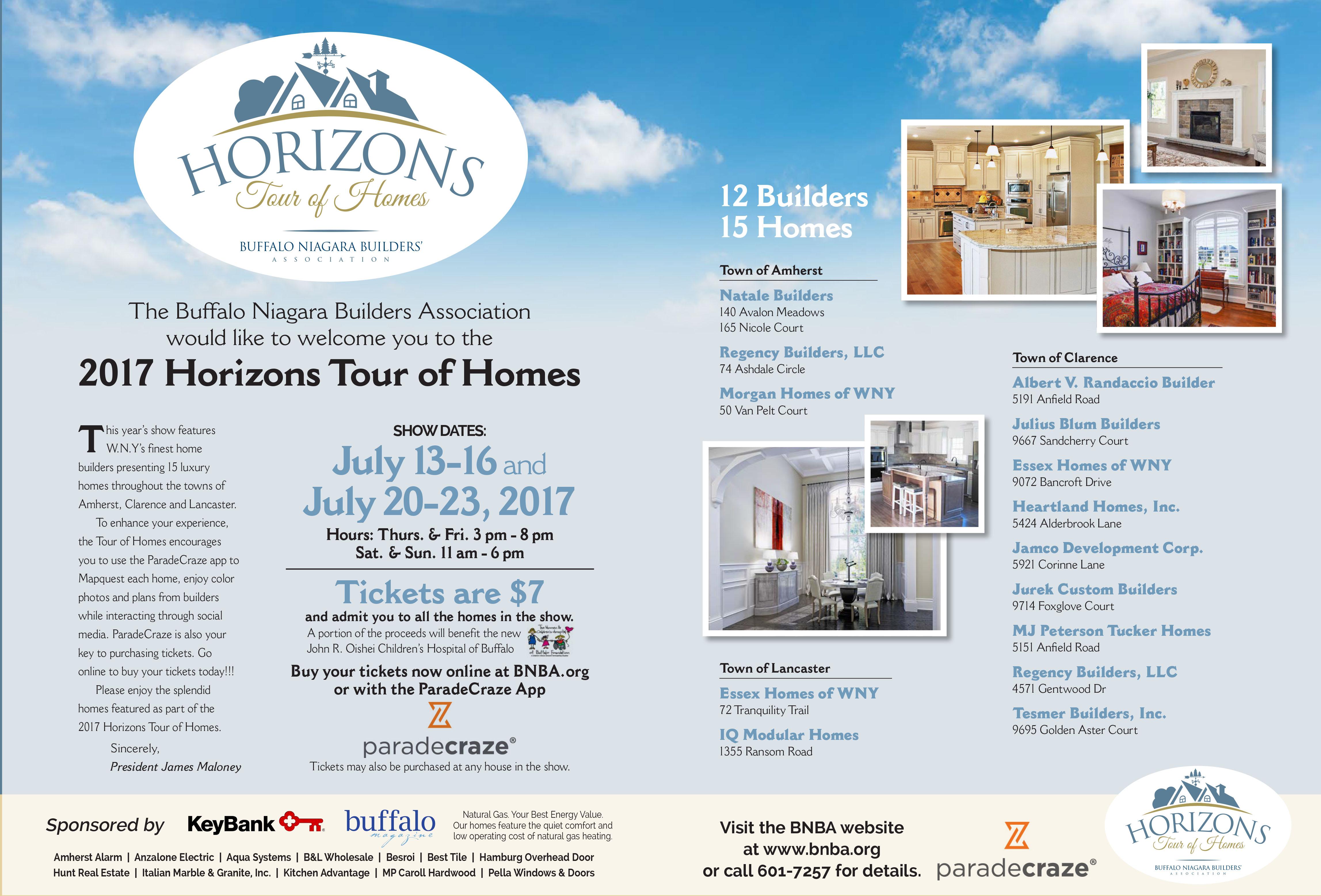 Visit Us At Horizons 2017