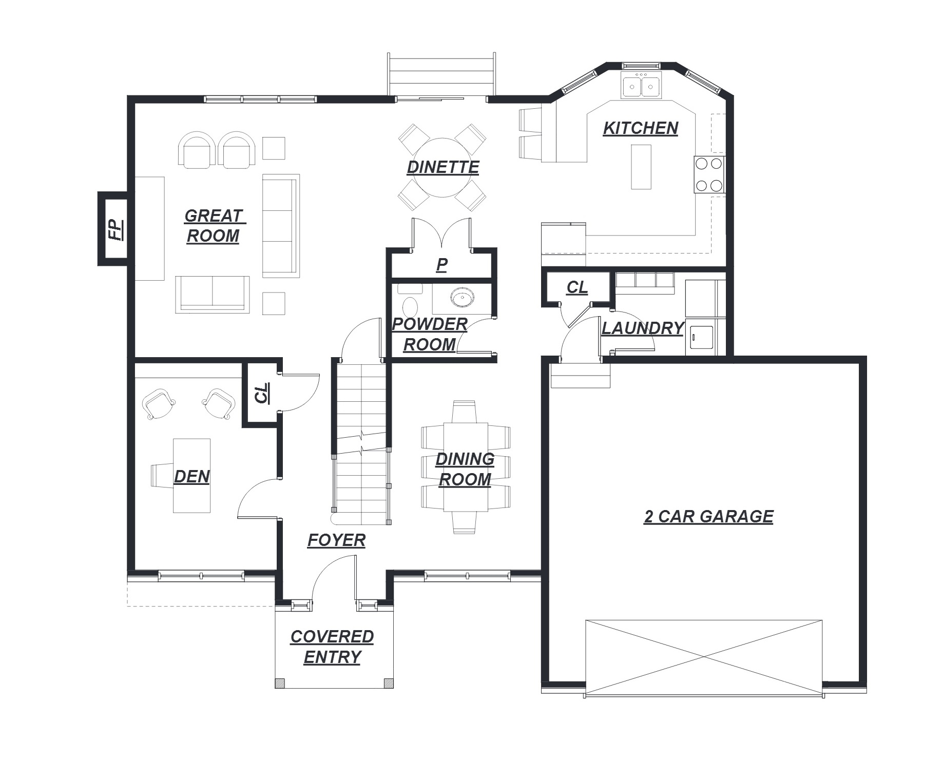 83 Avalon Meadows  Floor Plan
