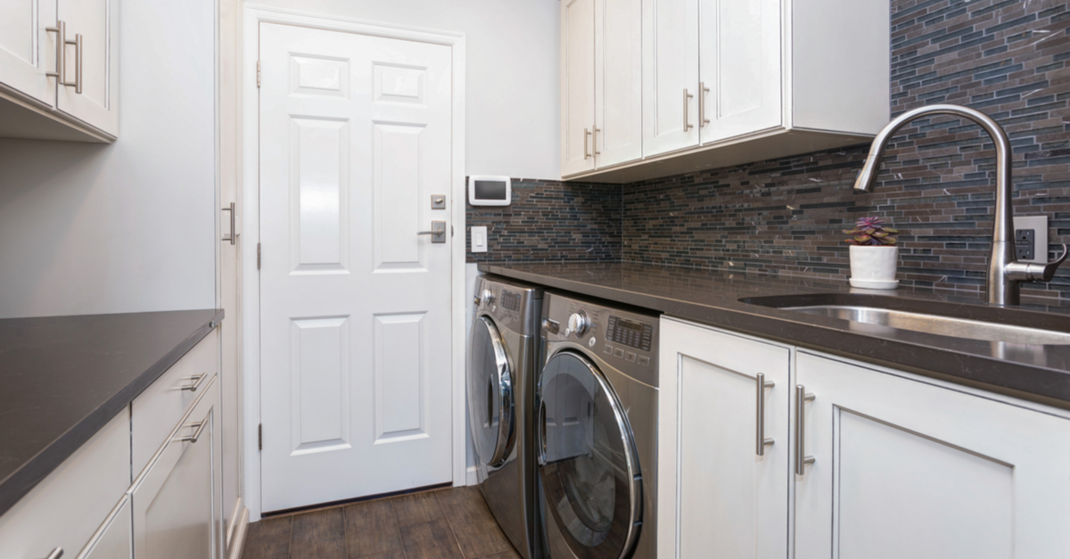 3 Best Laundry Room Design Ideas | Natale Builders