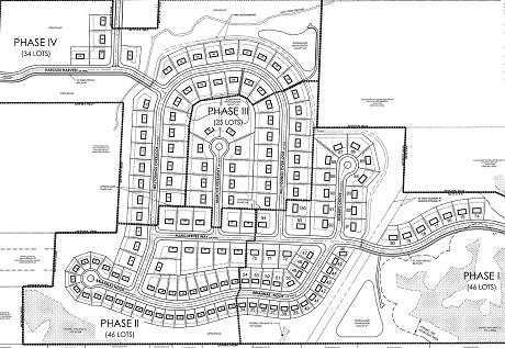 5395 Briannas Nook Development Plot