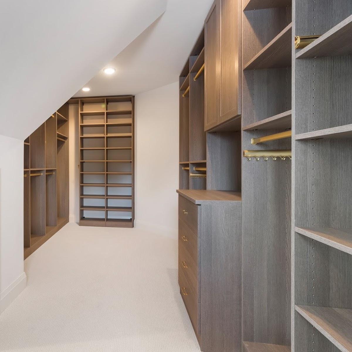 California Closet interior