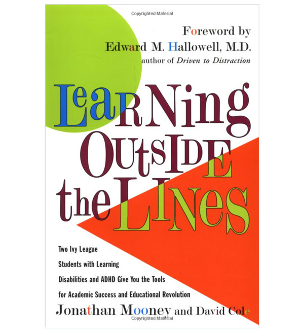 Learning Outside The Lines on Amazon