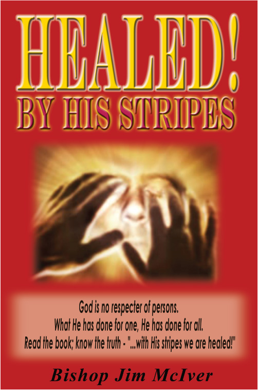 Healed By His Stripes
