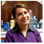 Dra. Nadia Tovar - México