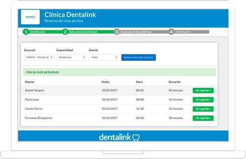 software dentalink