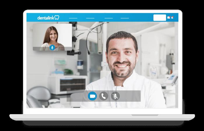 video consultas dentalink telemedicina