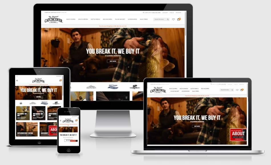 fishing websites brainerd